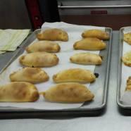 Calzones baked 2